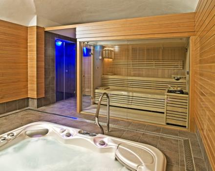 Wellness and relax in the Hotel SPA