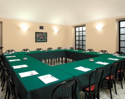 Plan your business meeting in Turin at the Best Western Hotel Genio