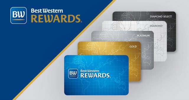 Best Western Hotel Genio Best Western loyalty program-