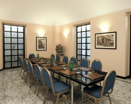 Organize your business meetings at the Best Western Hotel Genio, Turin