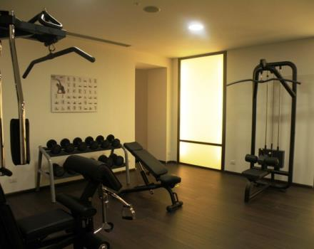 Fitness & Wellness im Best Western Hotel Genio in Turin