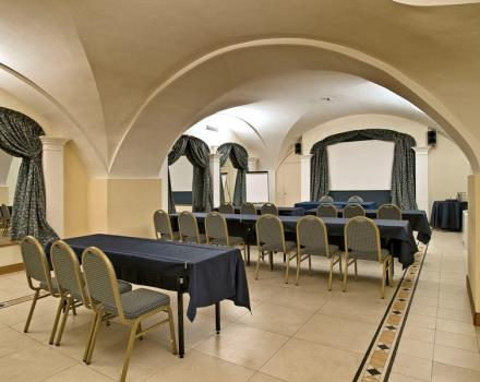 Plan your meeting at the Best Western Hotel Genio, Turin