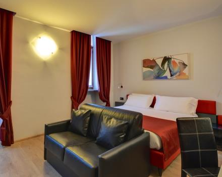 Best Western Hotel Genio in Turin - Superior Double Room Modern Style