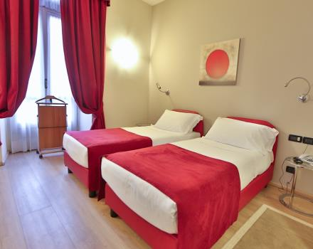 Best Western Hotel Genio in Turin - Superior Double Room
