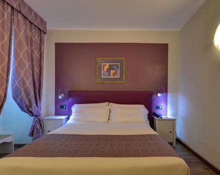 Best Western Hotel Genio in Turin - Double Room