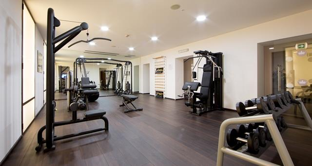 The Hotel Fitness centre is at your disposal for a nice workout!
