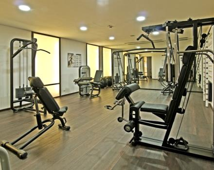 Exercise and Wellness at the Best Western Hotel Genio