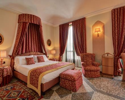 Best Western Hotel Genio in Turin - Superior Double Room Classic Style