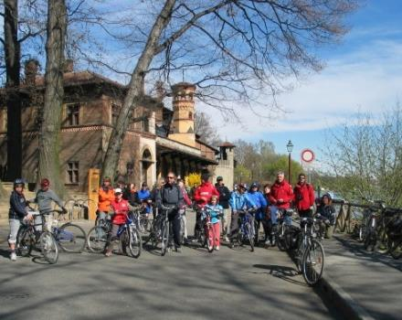 Discover Turin riding