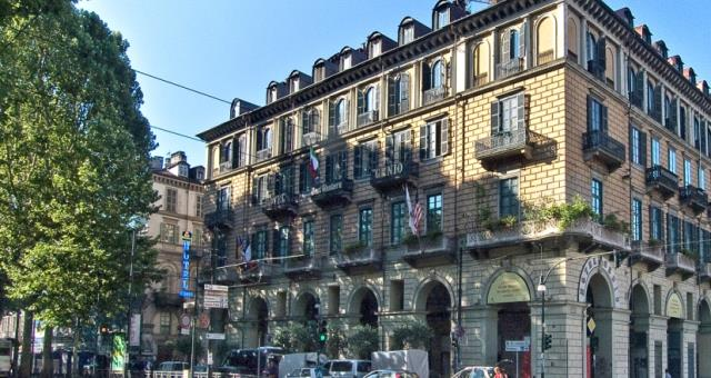 Best Western Hotel Genio a perfect location for your staying in Turin